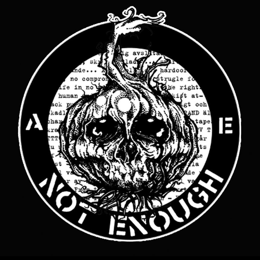 Not Enough Logo