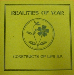 Realities of war, constructs of life E.P.