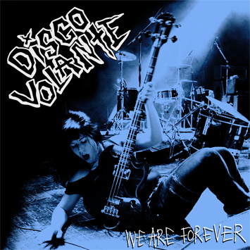 "Disco Volante ""We are forever"" CD"